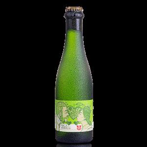 Green Apfel LindenBier garrafa 375ml