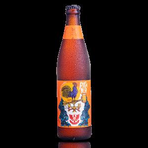 Cerveja Clara Tipo Pilsener LindenBier garrafa 500ml