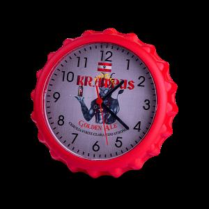 Relógio de Parede Personalizado Krampus LindenBier